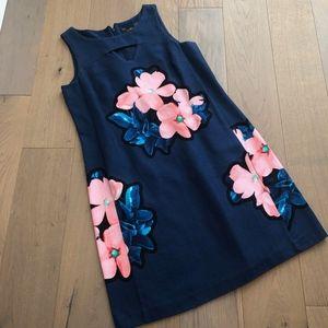 Taylor Floral Sheath Dress